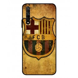 Durable FC Barcelona Cover For Huawei Nova 5T