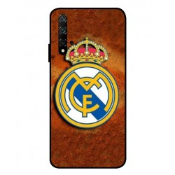 Durable Real Madrid Cover For Huawei Nova 5T