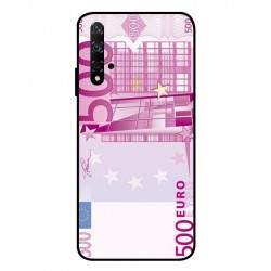 Durable 500 Euro Note Cover For Huawei Nova 5T