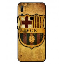 Durable FC Barcelona Cover For Huawei Y9 Prime 2019