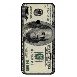 Durable 100 Dollar Note Cover For Huawei Y9 Prime 2019