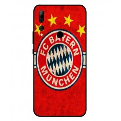 Durable Bayern De Munich Cover For Huawei Y9 Prime 2019
