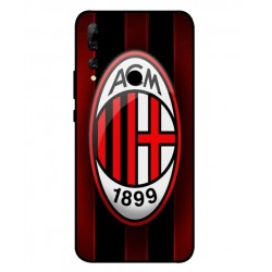 Durable AC Milan Cover For Huawei Y9 Prime 2019
