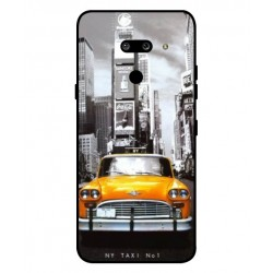 Durable New York Cover For LG G8 ThinQ