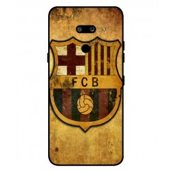 Durable FC Barcelona Cover For LG G8 ThinQ