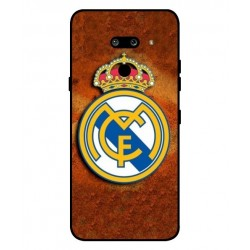 Durable Real Madrid Cover For LG G8 ThinQ