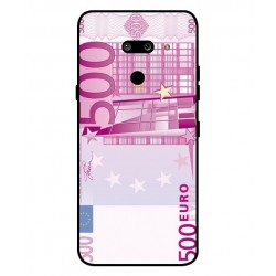 Durable 500 Euro Note Cover For LG G8 ThinQ
