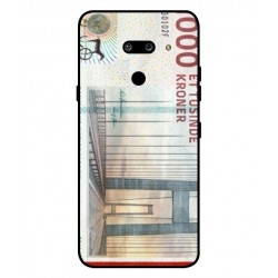 1000 Danish Kroner Note Cover For LG G8 ThinQ