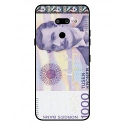 1000 Norwegian Kroner Note Cover For LG G8 ThinQ