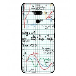 Durable Mathematics Cover For LG G8 ThinQ