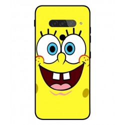 Durable SpongeBob Cover For LG G8S ThinQ