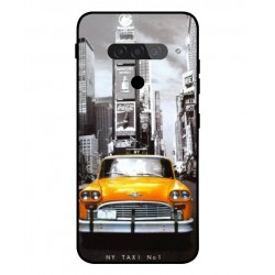 Durable New York Cover For LG G8S ThinQ