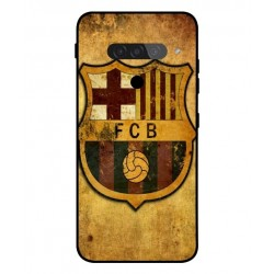 Durable FC Barcelona Cover For LG G8S ThinQ