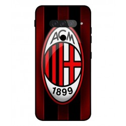 Durable AC Milan Cover For LG G8S ThinQ