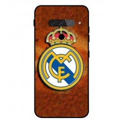 Durable Real Madrid Cover For LG G8S ThinQ