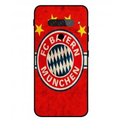 Durable Bayern De Munich Cover For LG G8S ThinQ