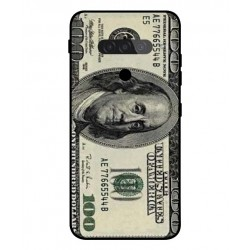 Durable 100 Dollar Note Cover For LG G8S ThinQ