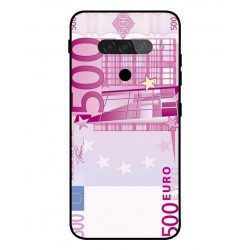 Durable 500 Euro Note Cover For LG G8S ThinQ