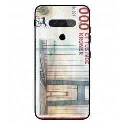 1000 Danish Kroner Note Cover For LG G8S ThinQ