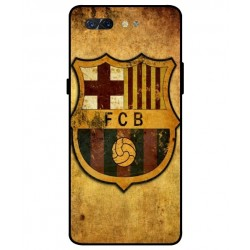 Durable FC Barcelona Cover For ZTE Nubia X