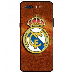 Durable Real Madrid Cover For ZTE Nubia X