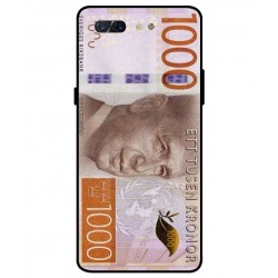 Durable 1000Kr Sweden Note Cover For ZTE Nubia X