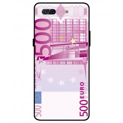 Durable 500 Euro Note Cover For ZTE Nubia X