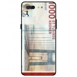 1000 Danish Kroner Note Cover For ZTE Nubia X