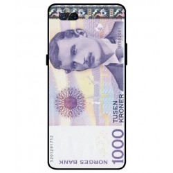 1000 Norwegian Kroner Note Cover For ZTE Nubia X