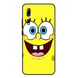 Durable SpongeBob Cover For ZTE Axon 10 Pro