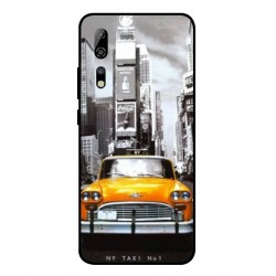 Durable New York Cover For ZTE Axon 10 Pro