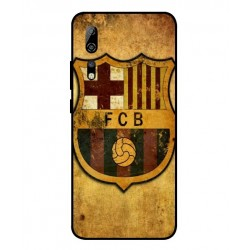 Durable FC Barcelona Cover For ZTE Axon 10 Pro
