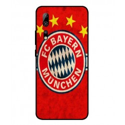 Durable Bayern De Munich Cover For ZTE Axon 10 Pro