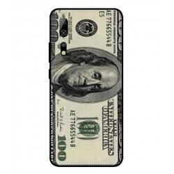 Durable 100 Dollar Note Cover For ZTE Axon 10 Pro