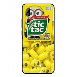 Durable TicTac Cover For ZTE Axon 10 Pro
