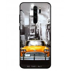 Durable New York Cover For Xiaomi Redmi Note 8 Pro