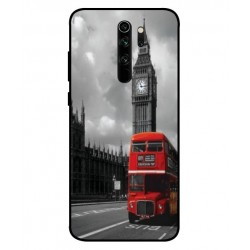 Durable London Cover For Xiaomi Redmi Note 8 Pro