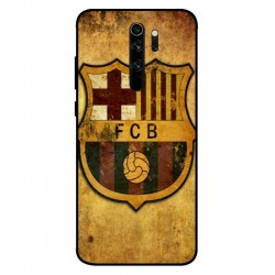 Durable FC Barcelona Cover For Xiaomi Redmi Note 8 Pro