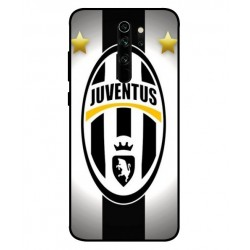 Durable Juventus Cover For Xiaomi Redmi Note 8 Pro
