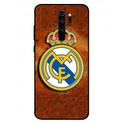 Durable Real Madrid Cover For Xiaomi Redmi Note 8 Pro
