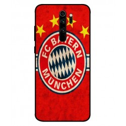 Durable Bayern De Munich Cover For Xiaomi Redmi Note 8 Pro