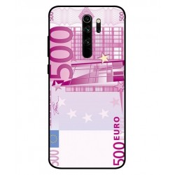 Durable 500 Euro Note Cover For Xiaomi Redmi Note 8 Pro