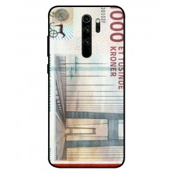 1000 Danish Kroner Note Cover For Xiaomi Redmi Note 8 Pro