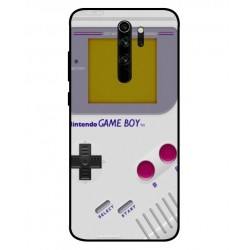 Durable GameBoy Cover For Xiaomi Redmi Note 8 Pro