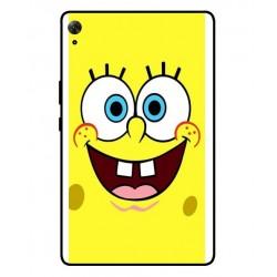 Durable SpongeBob Cover For Huawei MediaPad M6 8.4