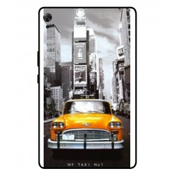 Durable New York Cover For Huawei MediaPad M6 8.4
