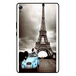 Durable Paris Eiffel Tower Cover For Huawei MediaPad M6 8.4