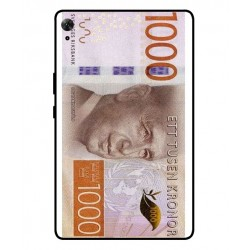 Durable 1000Kr Sweden Note Cover For Huawei MediaPad M6 8.4