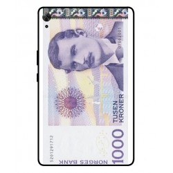 1000 Norwegian Kroner Note Cover For Huawei MediaPad M6 8.4