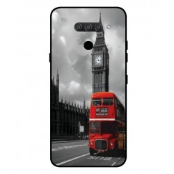 Durable London Cover For LG Q60